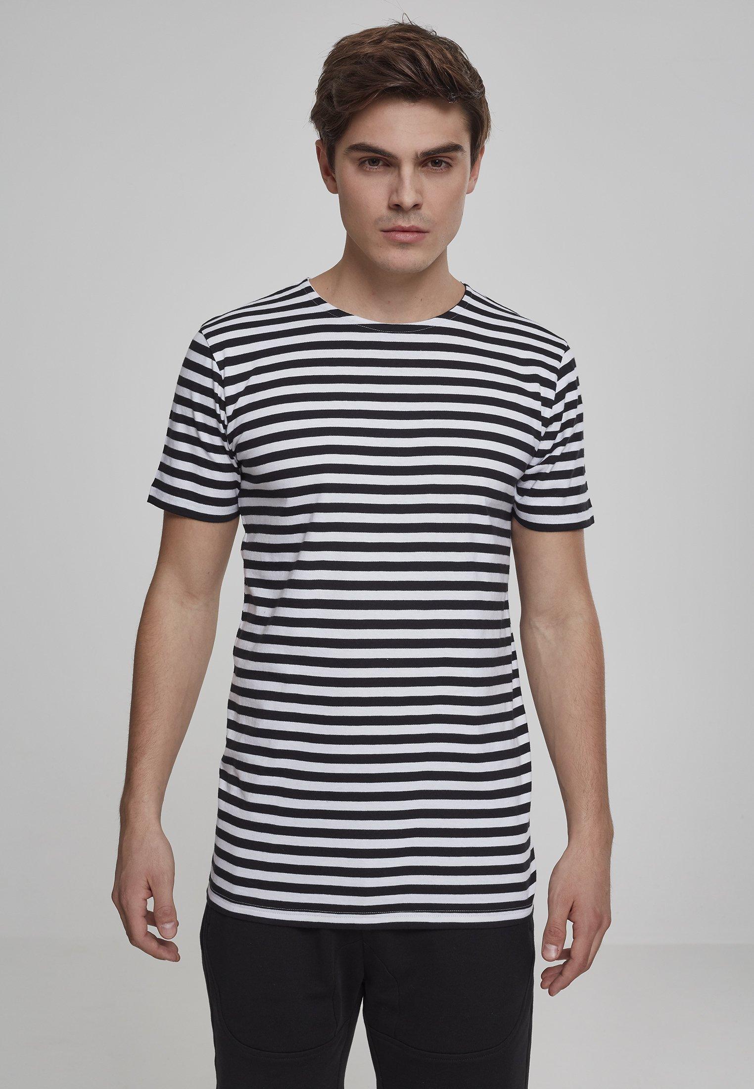 Homme STRIPE - T-shirt imprimé