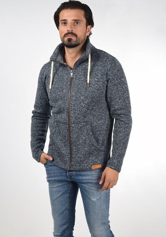 Fleece jacket - insignia blue
