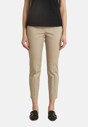 NEW YORK - Pantaloni - beige