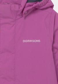 Didriksons - LOVIS UNISEX - Winter jacket - radiant purple - 3