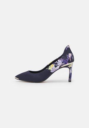 ERIINO - Classic heels - navy
