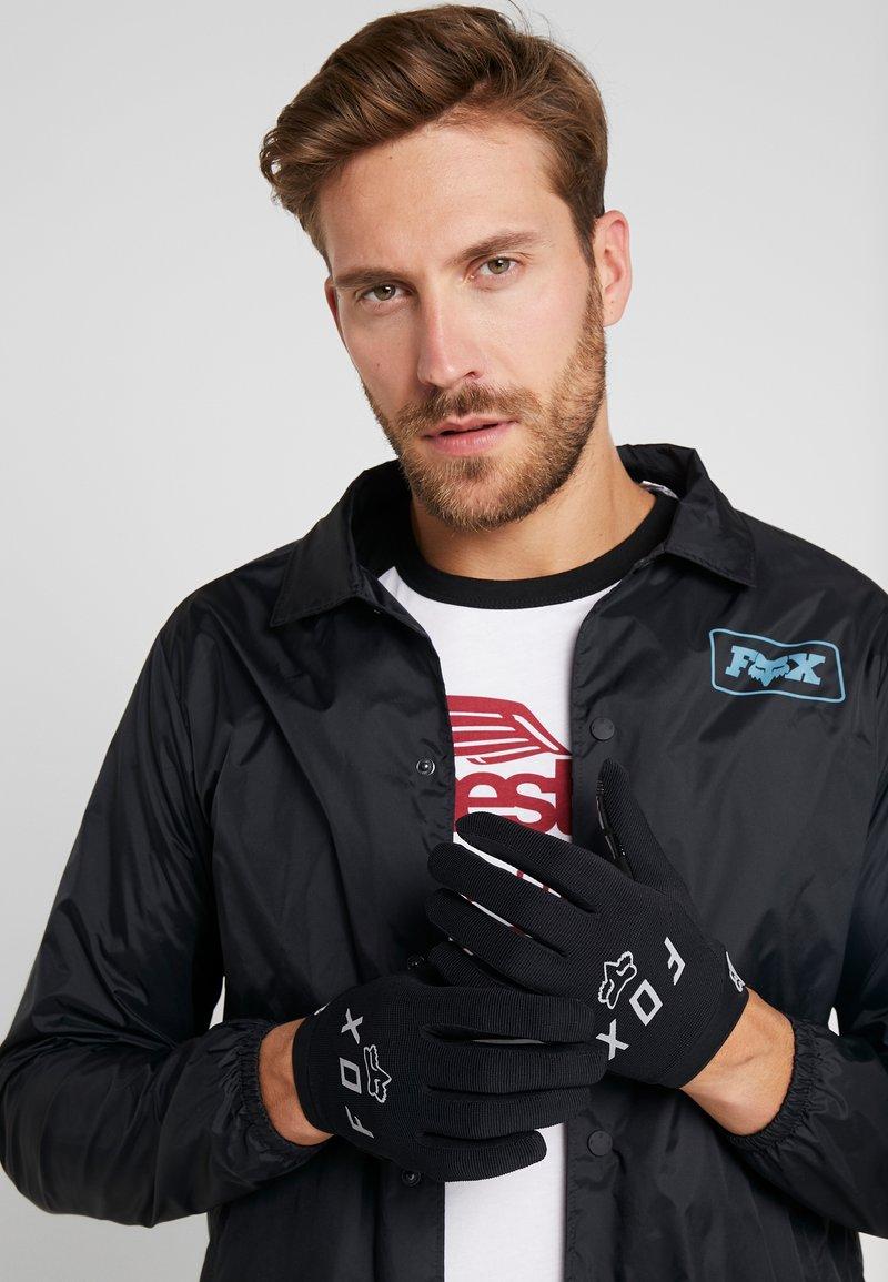 Fox Racing - RANGER GLOVE GEL - Gloves - black