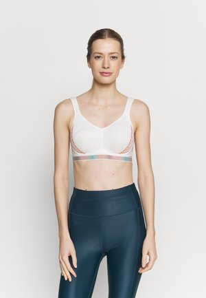 CARDIO CLOUD - Light support sports bra - beige