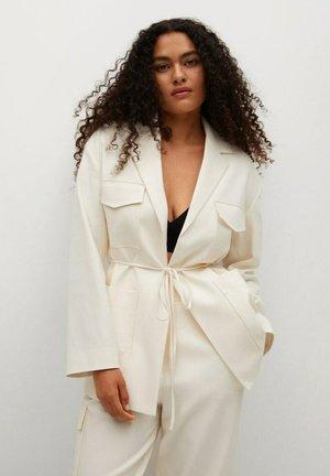 Short coat - crudo