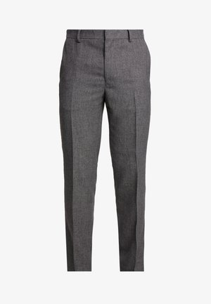 BIRDSEYE - Suit trousers - grey