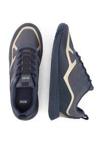 BOSS - Baskets basses - dark blue - 2