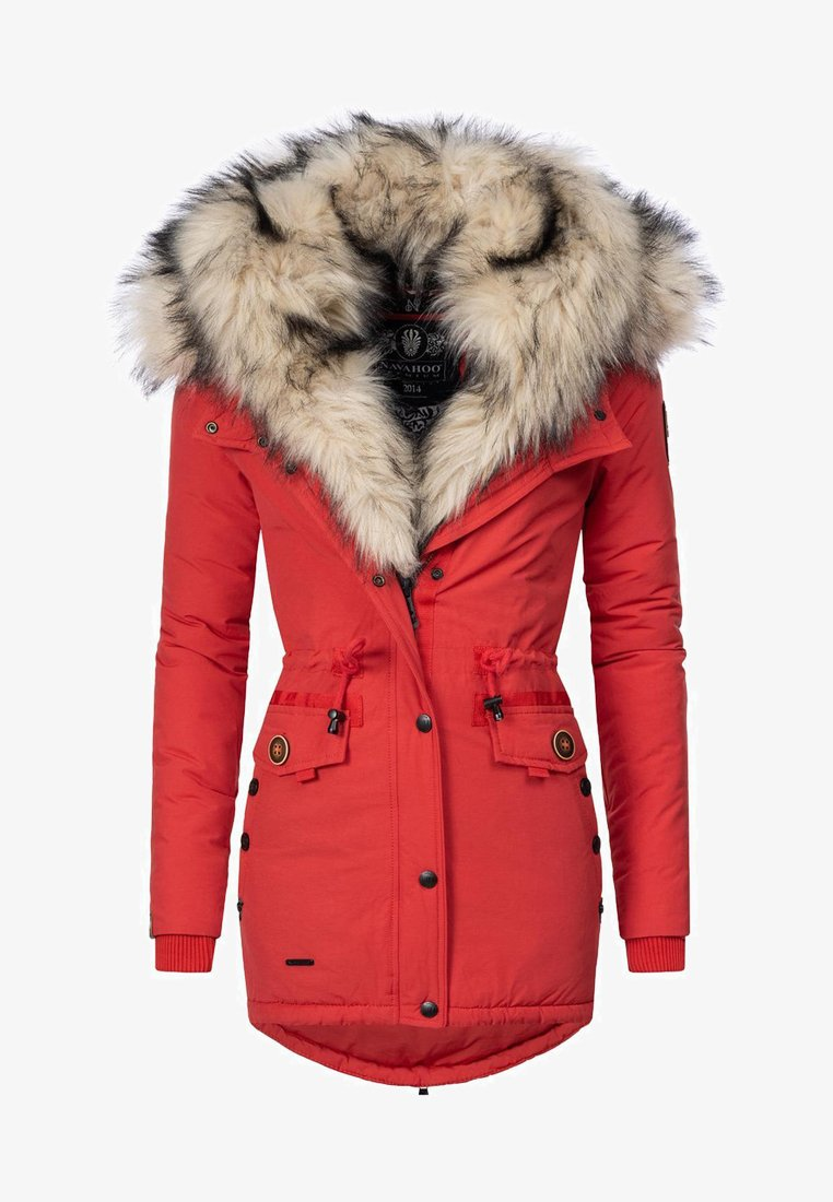 Navahoo - SWEETY - Winter coat - red