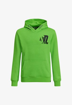 SALTY DOG - Hoodie - bright green