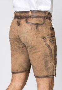 Stockerpoint - ALOIS - Shorts - brown - 6