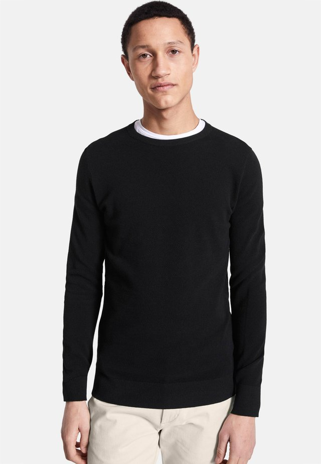 NEPIC - Pullover - black
