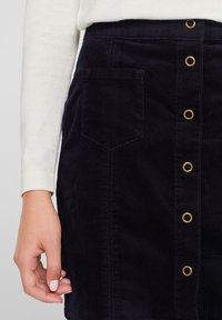 edc by Esprit - A-line skirt - navy - 5
