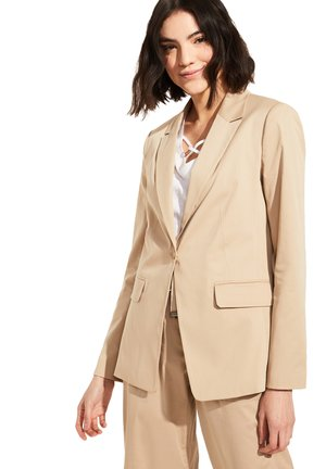 LONG-SHAPE - Blazer - camel