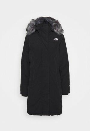 ARCTIC - Down coat - black