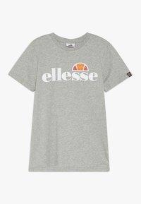 Ellesse - MALIA - Print T-shirt - grey marl - 0