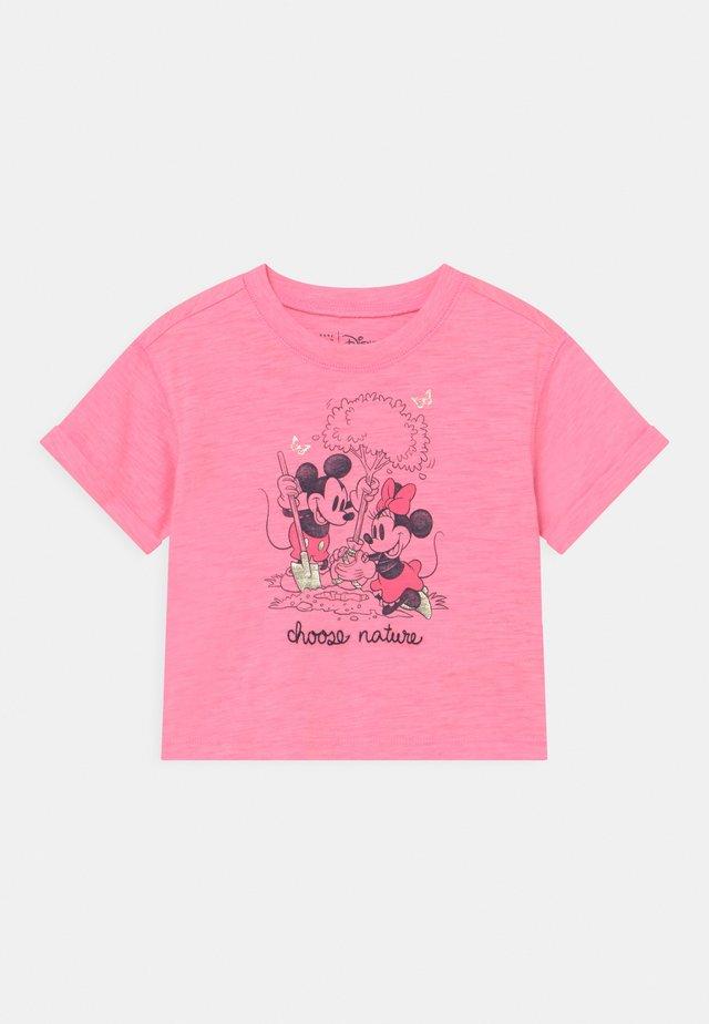 TODDLER GIRL  - Print T-shirt - pink