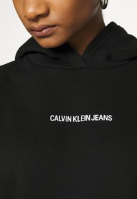 Calvin Klein Jeans - HOODIE - Hoodie - black - 5