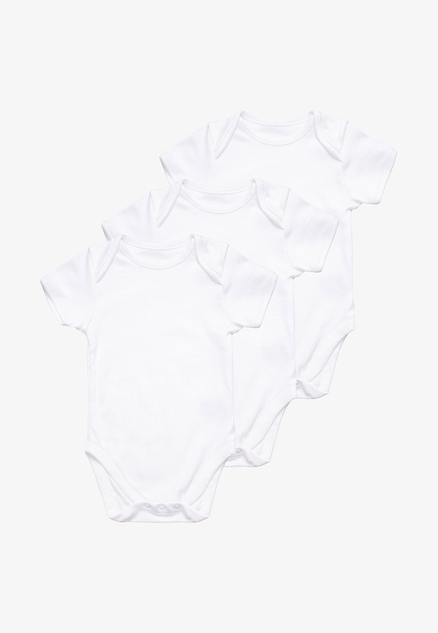 CONT BABY 3 PACK - Body - white