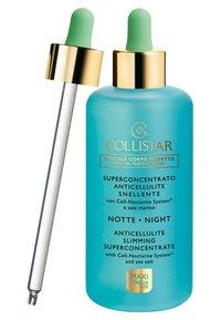 Collistar - ANTICELLULITE SLIMMING SUPERCONCENTRATE NIGHT - Anti-Cellulite - - - 0