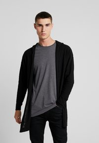 YOURTURN - Cardigan - black - 0