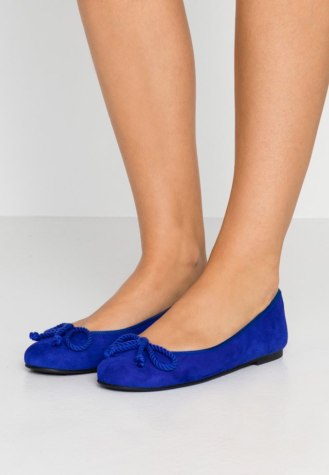 ANGELIS - Ballet pumps - azulon