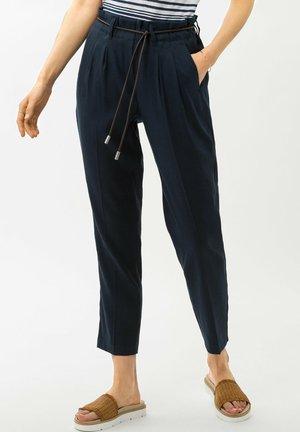 STYLE MILLA  - Pantalon classique - indigo