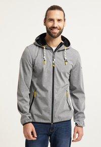 Schmuddelwedda - Outdoor jacket - grau melange - 0