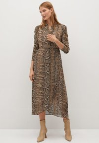 Mango - BOA - Day dress - braun - 0