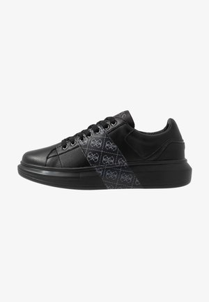 SALERNO II - Trainers - black/grey