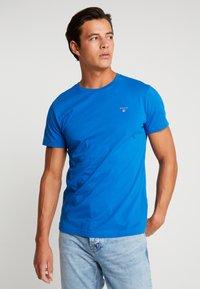 GANT - THE ORIGINAL - T-shirt - bas - lake blue - 0