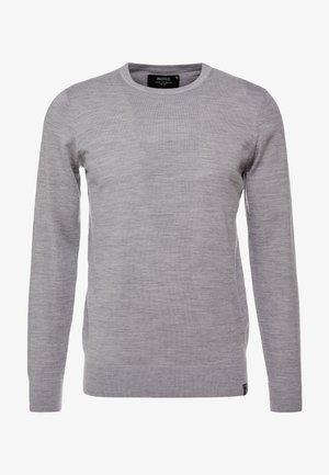 CASTLEREAGH MERINO WOOL - Jersey de punto - grey mix