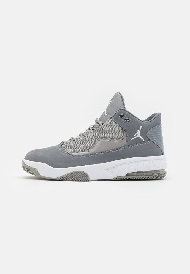 MAX AURA 2 - High-top trainers - med grey/white/cool grey
