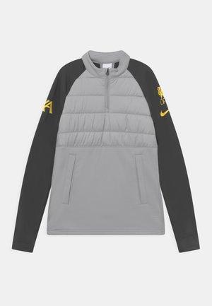 LIVERPOOL FC WINTERIZED - Club wear - wolf grey/anthracite/chrome yellow