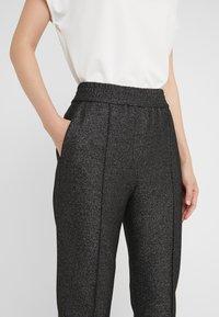 HUGO - HEBANAS - Trousers - black - 3