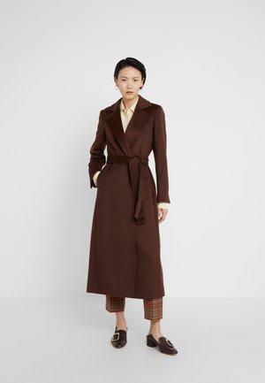 LONGRUN - Manteau classique - brown