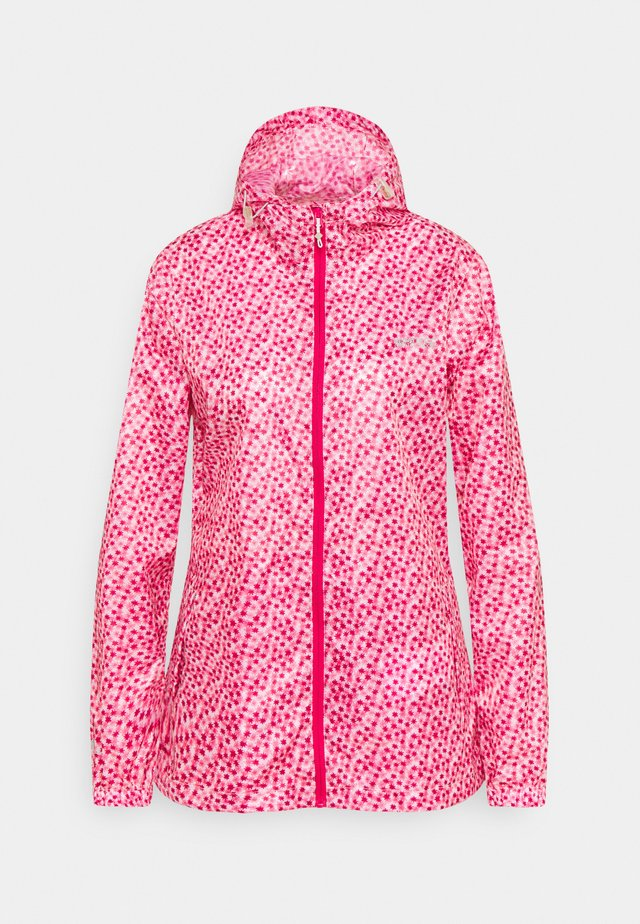 PACK IT - Veste imperméable - pink