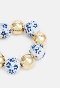 Topshop - FRESIA DOOR KNOCKER - Earrings - gold-coloured - 2