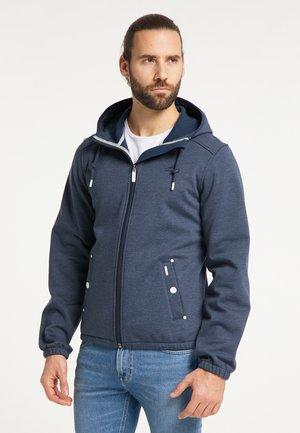 Outdoor jacket - marine melange