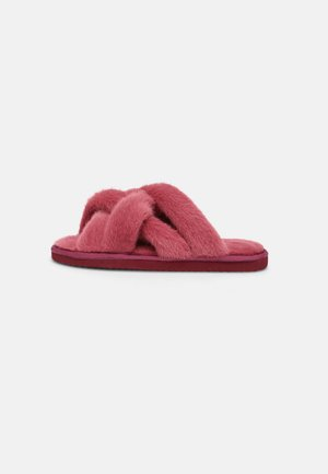 KNOT - Domácí obuv - berry sorbet