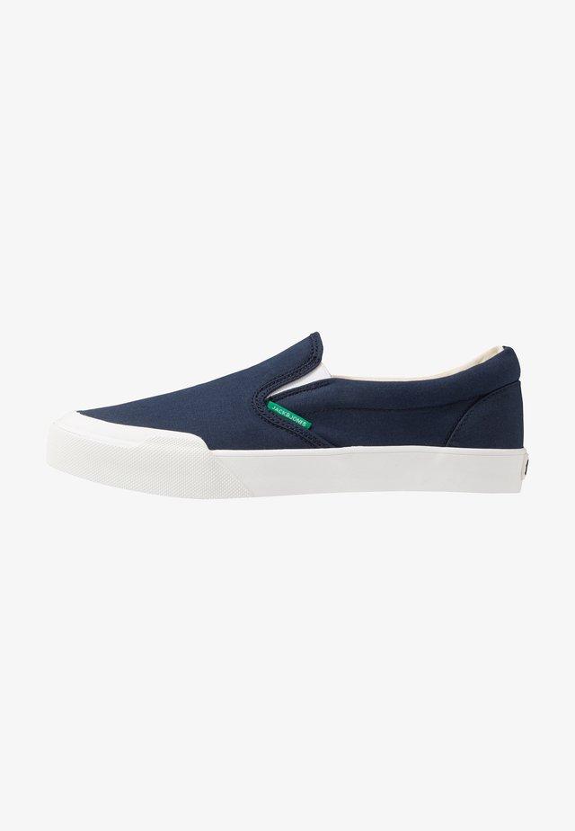 JFWORSON  - Slip-ons - navy blazer