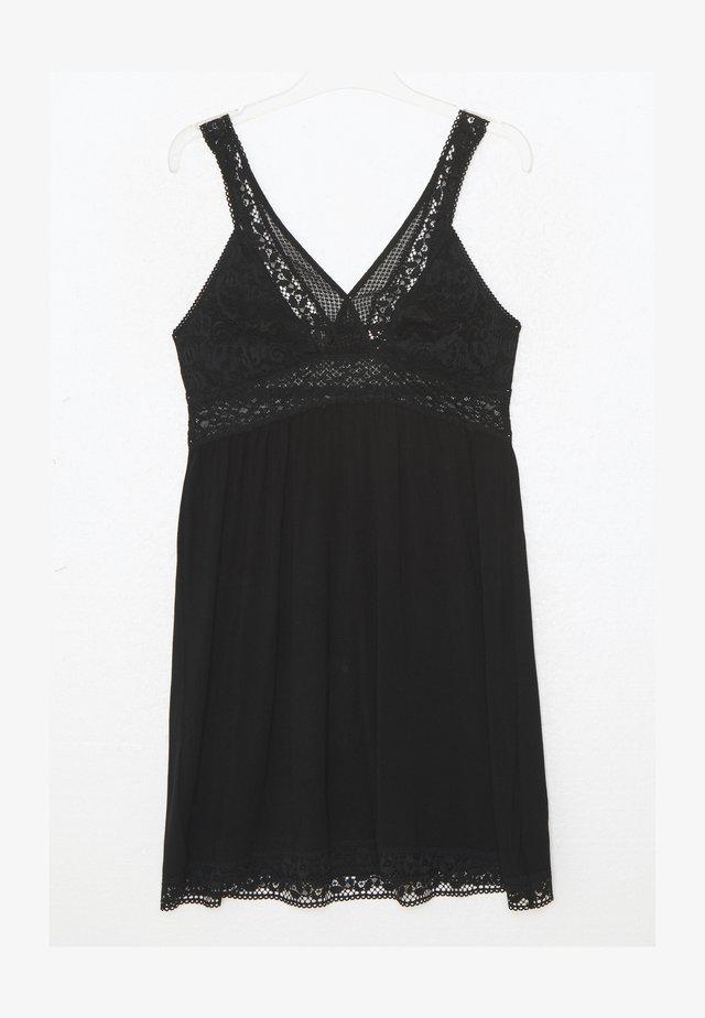 GRAPHIC  - Koszula nocna - black