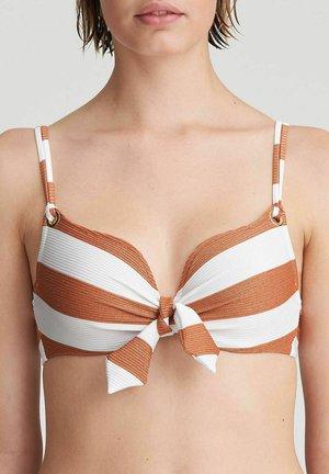 FERNANDA - Bikini top - weiss