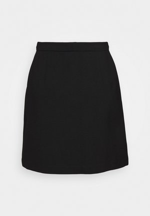 TANNY SHORT SKIRT - Minijupe - black