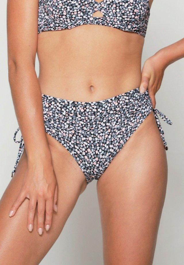 Bikiniunderdel - blumendruck