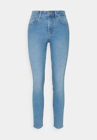 Pieces - PCPEGGY - Jeans Skinny Fit - light blue denim - 4