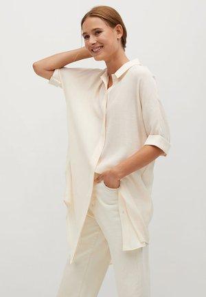 SAM-A - Button-down blouse - ecru
