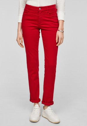 Jeans Skinny Fit - true red