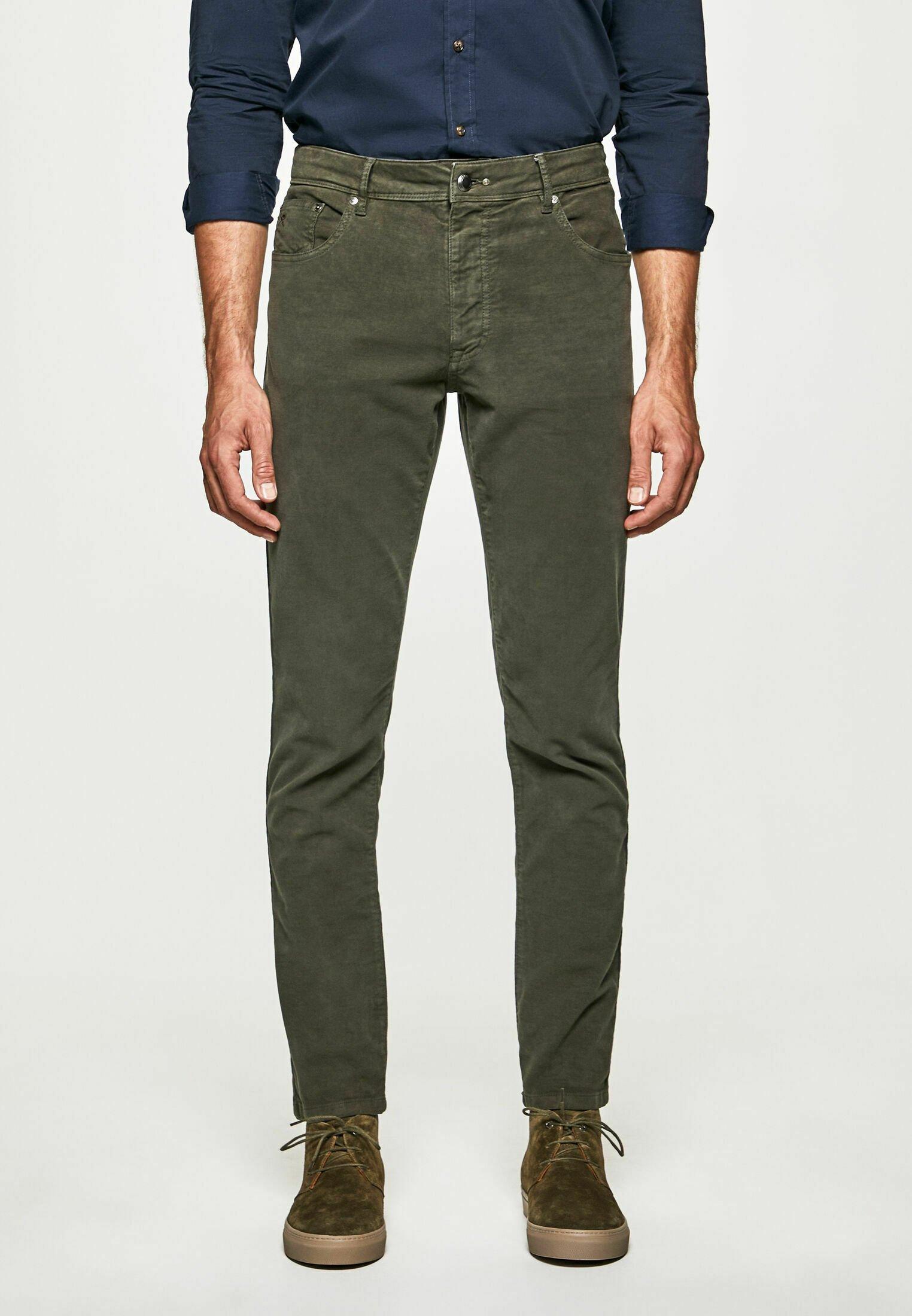 Homme MOLESKIN  - Pantalon classique