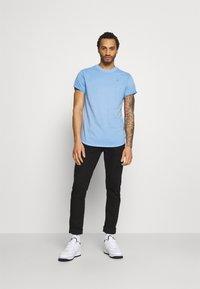 G-Star - LASH - Basic T-shirt - delta blue - 1