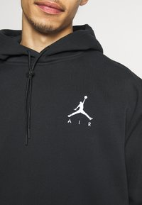Jordan - JUMPMAN AIR - Sweat à capuche - black/(white) - 5
