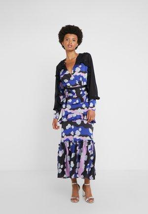 SURREALIST DRESS - Festklänning - spectrum blue/violet/black